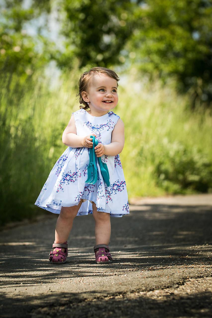 Detské oblečenie - Letné detské šaty - 10821797_