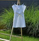 Detské oblečenie - Dievčenské letné šaty Nica - 10820659_