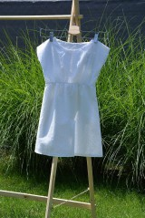 Detské oblečenie - Dievčenské letné šaty Nica - 10820660_