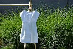 Detské oblečenie - Dievčenské letné šaty Nica - 10820661_