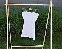 Detské oblečenie - Dievčenské letné šaty Nica - 10820671_