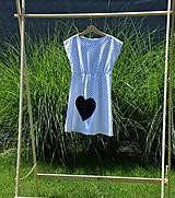 Detské oblečenie - Dievčenské letné šaty Mile - 10820739_