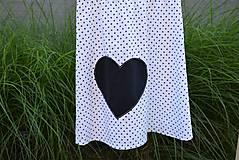 Detské oblečenie - Dievčenské letné šaty Mile - 10820745_
