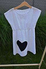 Detské oblečenie - Dievčenské letné šaty Mile - 10820746_