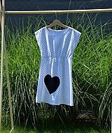 Detské oblečenie - Dievčenské letné šaty Mile - 10820767_