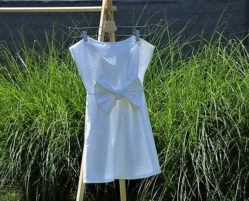 Dievčenské letné šaty Nica