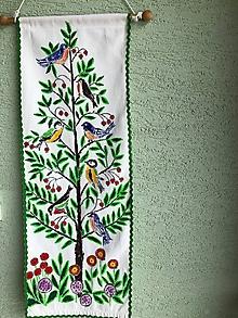 Dekorácie - Vtáčiky - 10820071_
