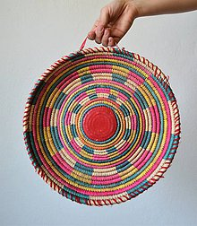 Dekorácie - SIWA Pletené Dekorácie - 10821823_