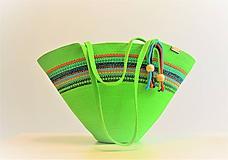 Veľké tašky - Letní kabelka s výšivkou 1998 - 10820796_