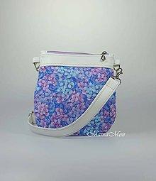 Detské tašky - detská kabelka - hypnotická hortenzia - 10821419_