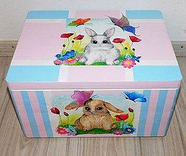 Krabičky - Bednička