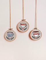 Obrázky - Šálky čaju - kolekciu - 10820333_