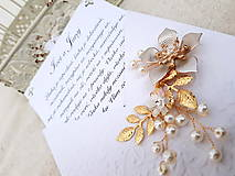 Papiernictvo - Lásky kvet - 10820313_