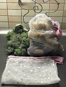 Nákupné tašky - EKO vrecúška na nákupy - 10821521_