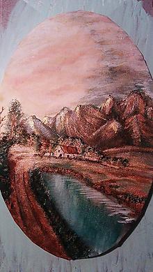 Obrazy - Pod horami byva - 10819430_