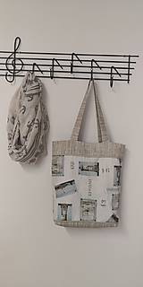 Nákupné tašky - Plátenka Spomienky na more - 10821382_