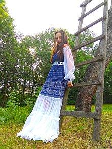 Šaty - Ľahučke letné originálne šaty - 10820015_