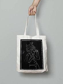 Nákupné tašky - Plátenka Blíženci - 10821165_