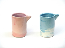 Nádoby - mliečnik porcelán - 10820448_