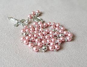 Nezaradené - Ružový ruženec - 10820293_
