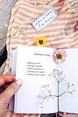 Papiernictvo - Svadobný plánovač - 10822300_