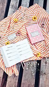 Papiernictvo - Svadobný plánovač - 10822303_