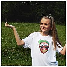 Detské oblečenie - Detské COOL tričko - OčiPuči mámnaháku Čiko n.3 - 10824161_