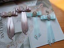 Pierka - svadobné pierka pre ocinov a maminky - 10822741_