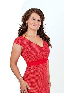 Tehotenské/Na dojčenie - 3v1 dojčiace púzdrové šaty RŮZNÉ VZORKY - 10822962_