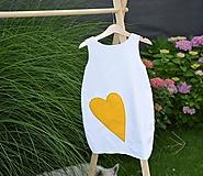- Úpletové balónové šaty/tunika Kora - 10824499_