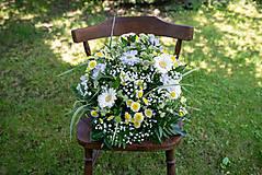 """Dekorácie - Svadobný aranžmán """"Na oltár"""" - 10824649_"""