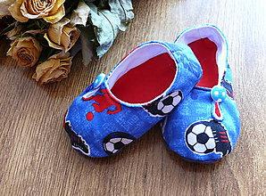 Topánočky - Detské topánočky - 10824833_