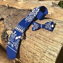 Iné doplnky - Folklórna kravata alebo motýlik - 10824143_