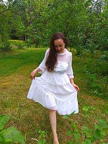 Šaty - Jemné šatičky - 10821957_