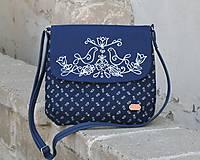 Kabelky - Ria XL modrá AM 1 - 10822203_