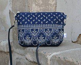 Kabelky - Lea modrá 3 - 10822171_