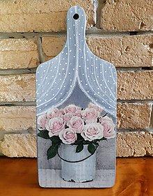 Obrázky - Lopárik - Ruže vo váze - 10823033_