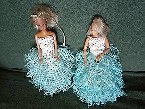 Hračky - šaty pre Barbie - 10825422_