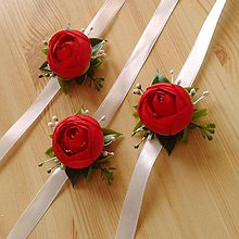 Náramky - Náramky pre družičky na svadbu - 10827578_