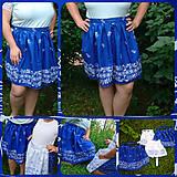 Úžitkový textil - Keď mamka s dcérkou varí štýlovo ♥ - 10827348_