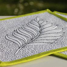 Úžitkový textil - Prostírání s přírodními motivy I. - 10826799_