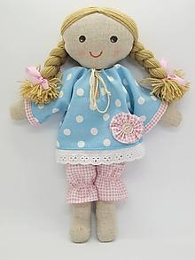 Bábiky - Katka- bábika - 10826673_