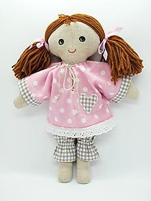 Bábiky - Katka (bábika 2) - 10827304_