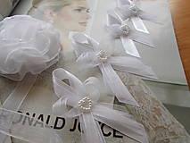 Pierka - svadobné pierko pre rodičov II. - 10826021_