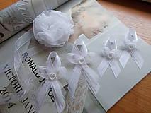 Pierka - svadobné pierko pre rodičov II. - 10826024_