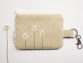 Peňaženky - Peňaženka/dokladovka - Sedmokrásky - 10827356_