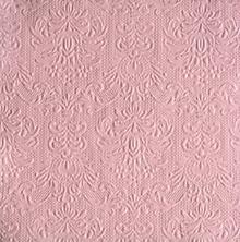"""Papier - Svadobná servítka bal. """"Elegance pastel rose"""" - 10827494_"""