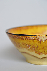 Nádoby - Yellow bowl - 10826443_