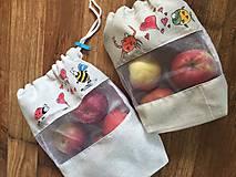 Úžitkový textil - Vrecusko - 10826295_