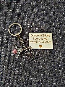 Kľúčenky - Kľúčenka - 10826078_